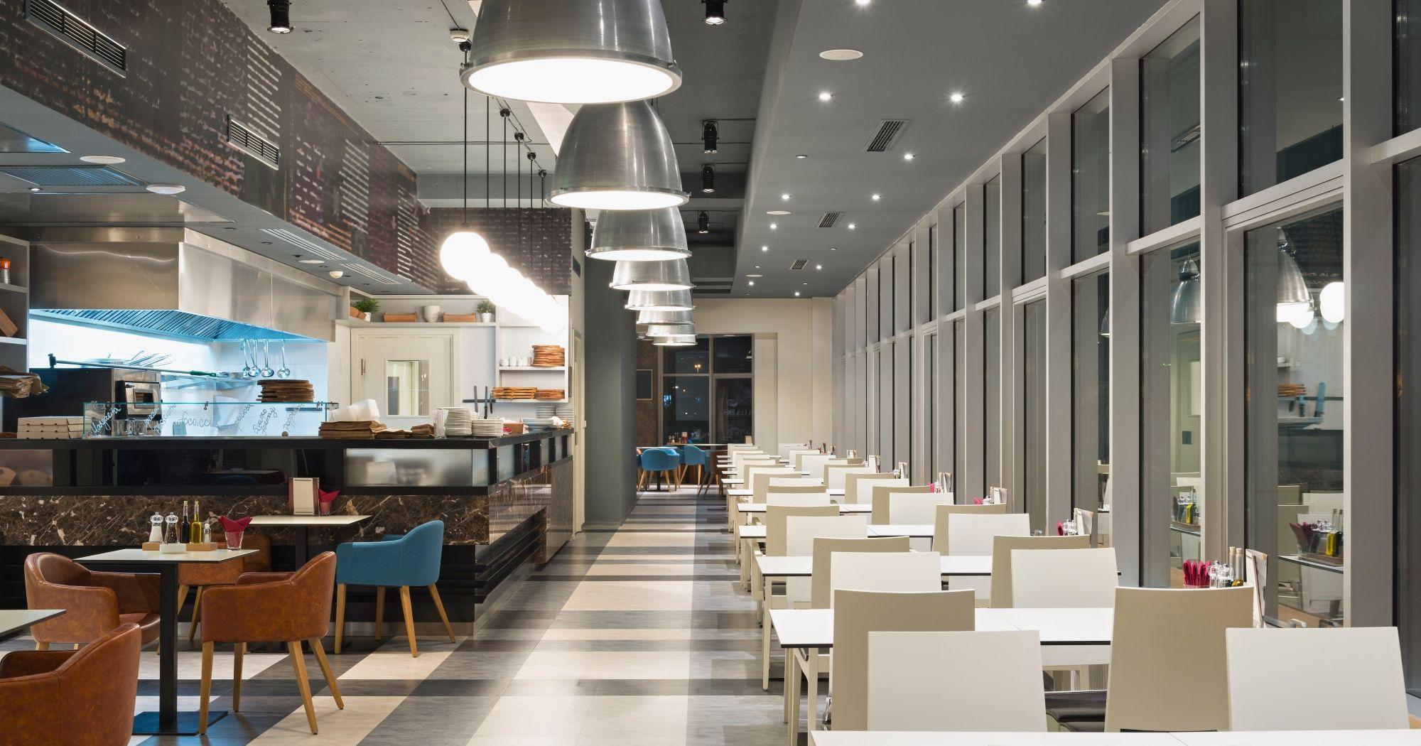 Sanierung eines Restaurants - Bauunternehmen Wien