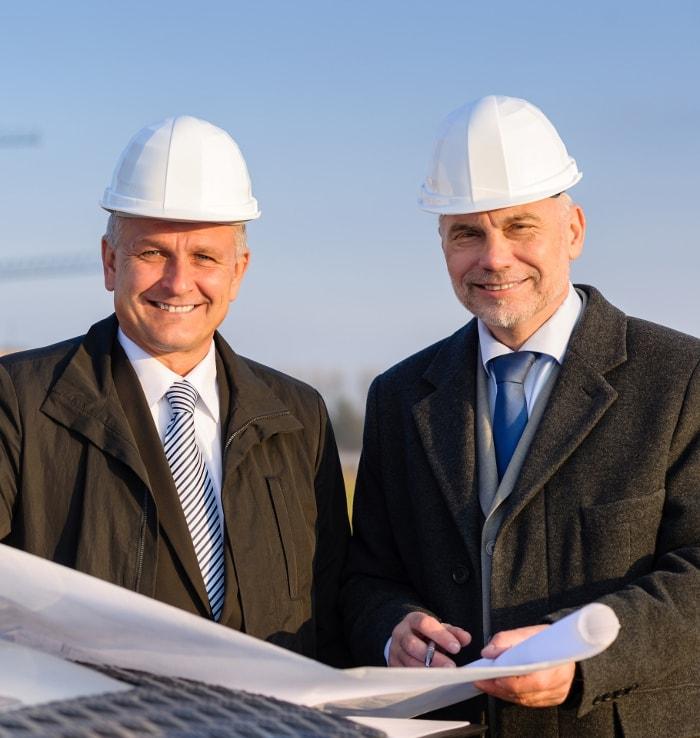 Unsere Leistungen als Bauunternehmen in Wien.